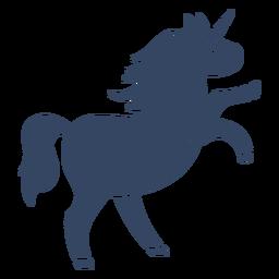 Monster unicorn greek