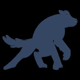 Monstro lobo como