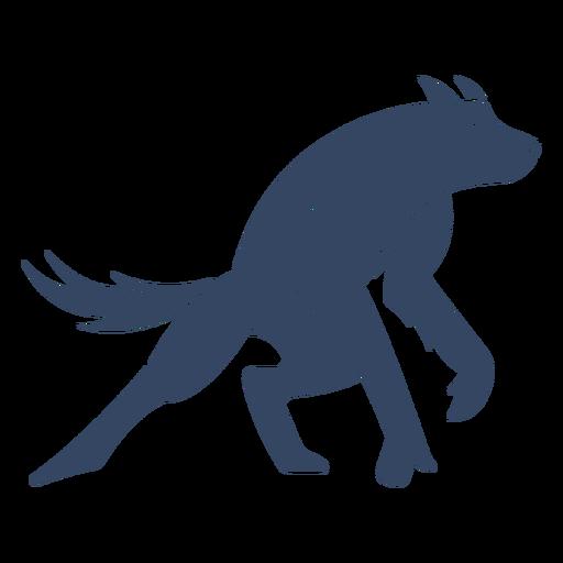 Monstro lobo como Transparent PNG