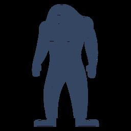 Monster yeti