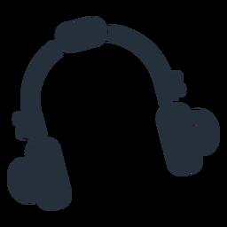 Fone de ouvido música
