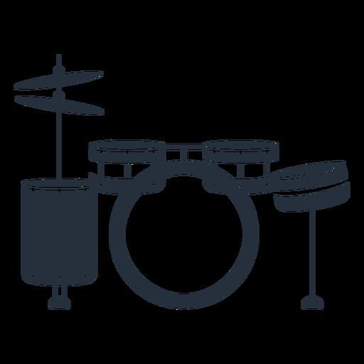 Music drum Transparent PNG