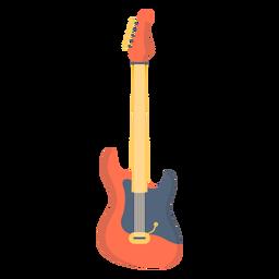 Musica guitarra electrica plana