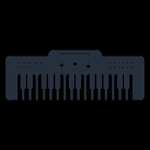 Music electronic keyboard Transparent PNG