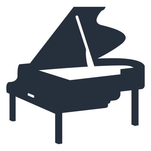 Music piano Transparent PNG