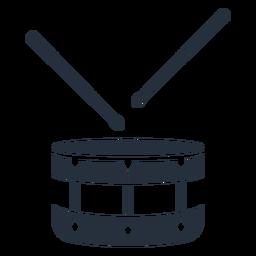 Music snare drum