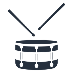 Tambor de la música