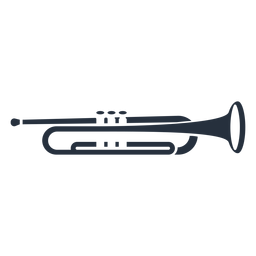 Music trumpet