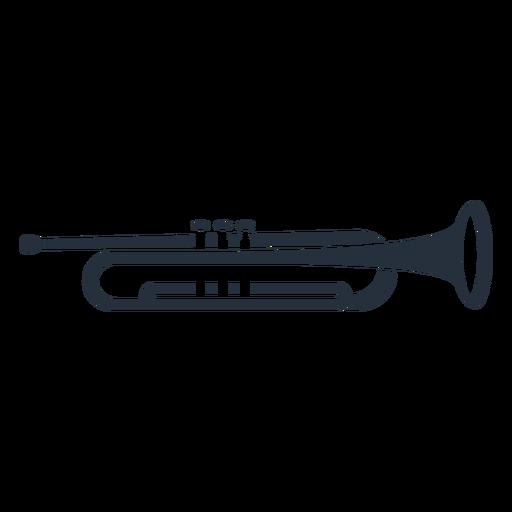 Music trumpet Transparent PNG