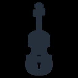 Violín de música