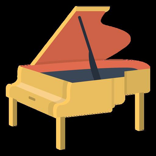 Piano flat