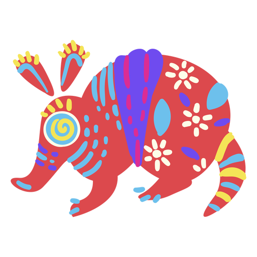 Aardvark mexican flat