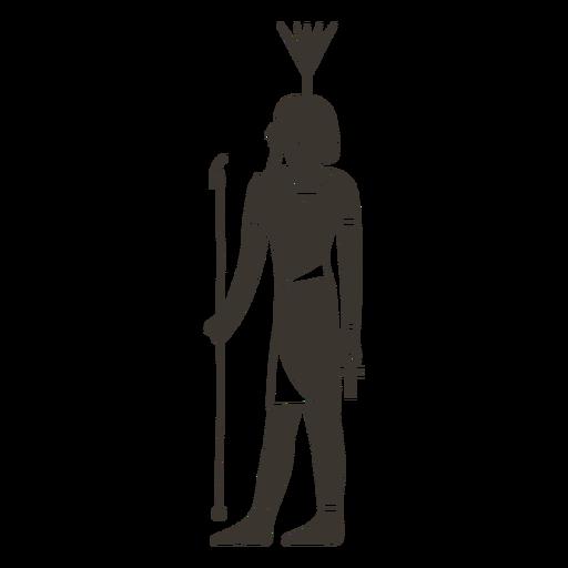 Ancient egyptian god