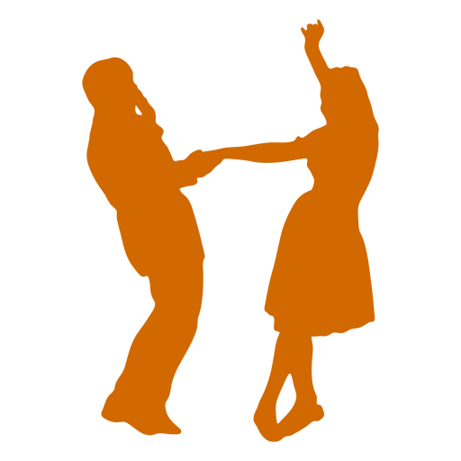 Dúo de baile de salón