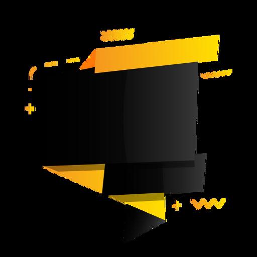Schwarzer Freitag Abzeichen Arbeit Transparent PNG