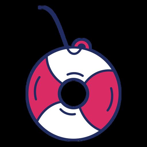 Buoy pirate flat
