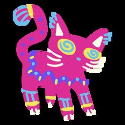 Gato lindo mexicano