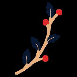 Christmas ornament element