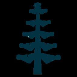 Resumen del árbol de navidad