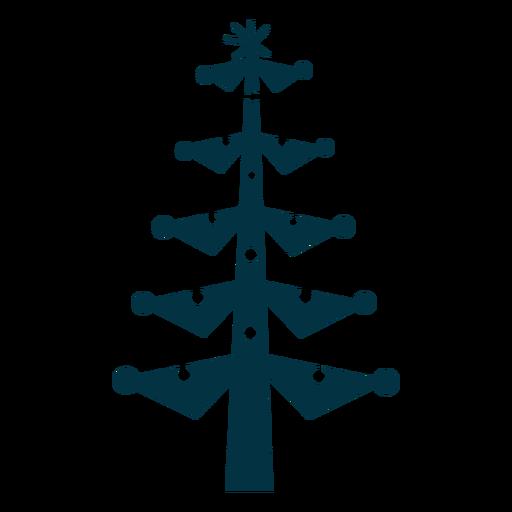 Resumen del árbol de navidad Transparent PNG