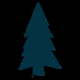 Resumo de bengala de árvore de natal