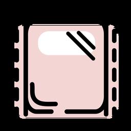 Cinema element stroke