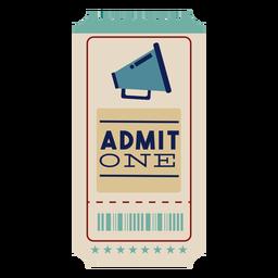 Cinema ticket nice