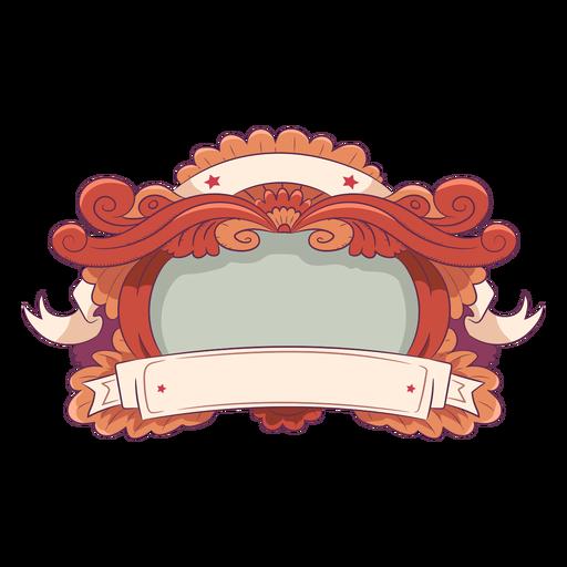 Circus element illustration