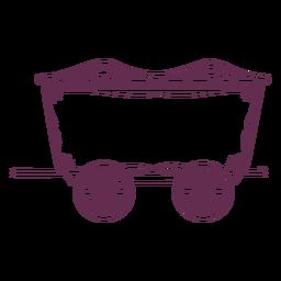 Elemento de ruedas de circo