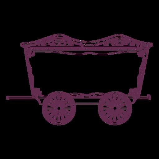 Circus wheels element