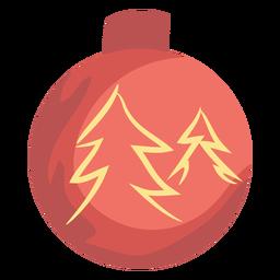 Lindas bolas de navidad