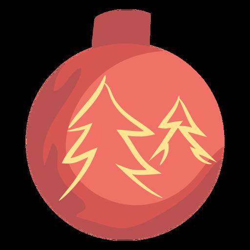 Cute balls christmas Transparent PNG