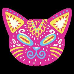 Lindo gato escultura mexicana