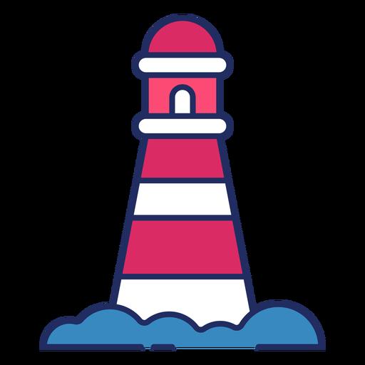 Cute lighthouse flat