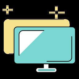 Desktop computer filming