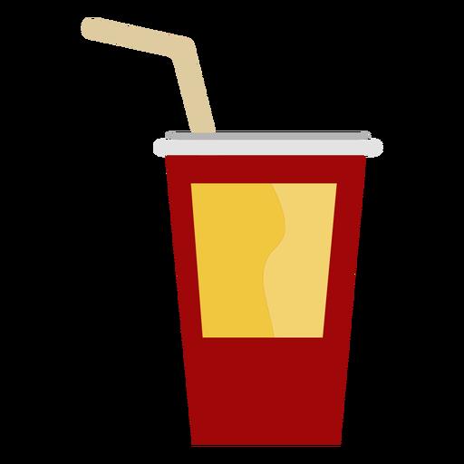 Copa de bebida cine Transparent PNG