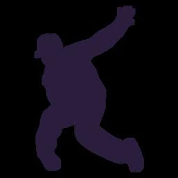 Dubstep dancer pose
