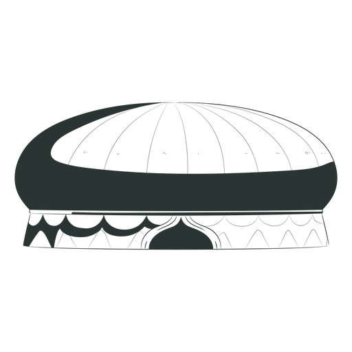 High roof tent circus