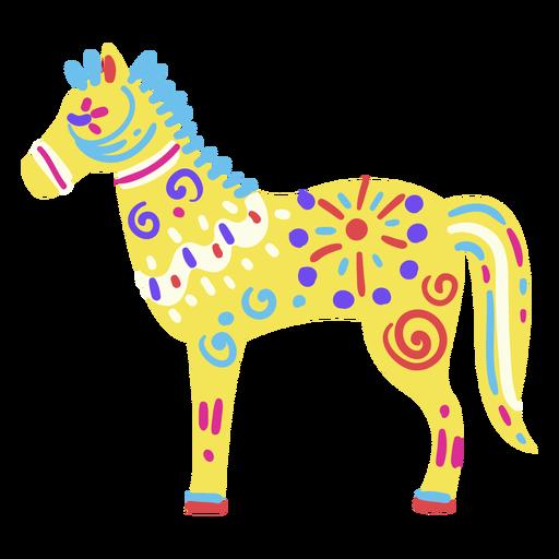 Horse mexican flat