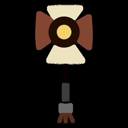 Elemento de cámara de luces