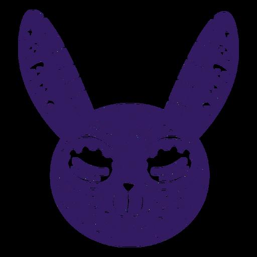 Silueta de gato mexicano Transparent PNG