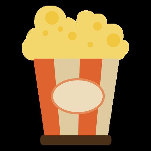Buen cine de palomitas de maíz Transparent PNG