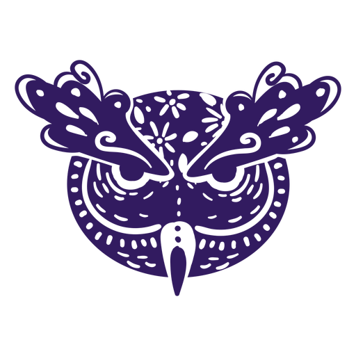 Owl mexican silhouette Transparent PNG