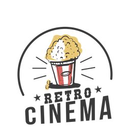 Retro cinema cool