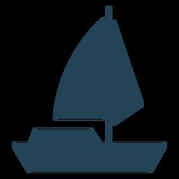 Vetor de veleiro incrível