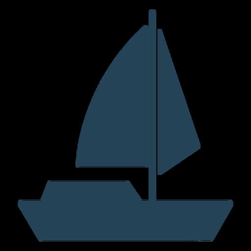 Vector de velero impresionante