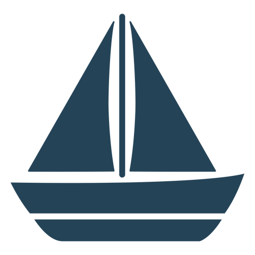 Vetor de veleiro legal