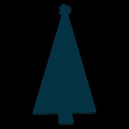 Resumo de árvore de Natal simples