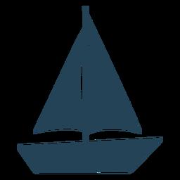 Velero simple vector