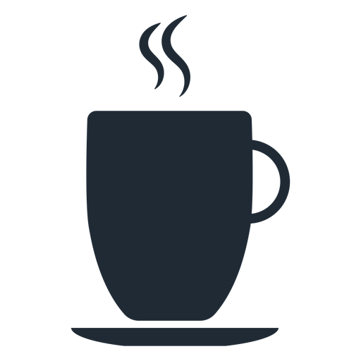 Tall cup silhouette